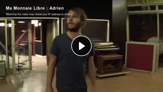 Interview d'Adrien
