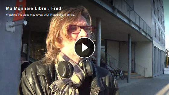 Interview de Fred