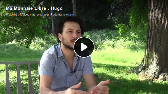 Interview d'Hugo